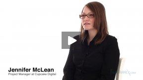 Jennifer McLean - Project Manager at Cupcake Digital