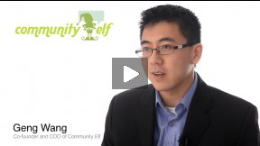 Target marketing and target thinking - Geng Wang of Community Elf