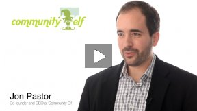 Sustainable philanthropy and keyword strategy - Jon Pastor of Community Elf