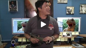 """Evil Dead"" (2013) and ""Trance"" Movie Reviews Plus ""Jurassic Park 3D"""