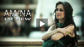 Amina - I'm New (music video)