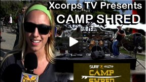 Xcorps Action Sports TV Presents CAMP SHRED