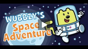 Wubbzy's Space Adventure in Spanish with Carmen Hernandez and Jennifer Powers
