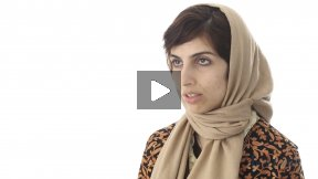 Camilla McFarland with TIME 100 Roya Mahboob on Social Media and Women's Education in Afghanistan
