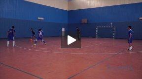 Esteqlal Match with Shahid Pana