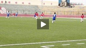Esteqlal Match with Shewa Team