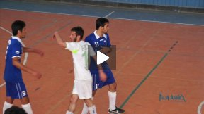 Esteqlal match with Stare Azady