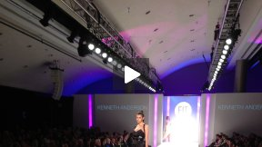 FASHION INSTITUTE OF TECHNOLOGY: The Future of Fashion Runway Show 2013