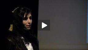 TIME 100 Roya Mahboob on Socio-economic development growth and entrepreneurship in TEDx, Kabul