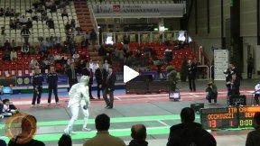 Last 16 - Philipe Beaudry CAN v Diego Occhiuzzi ITA - Luxardo 2012