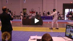Virginia Beach 2012 - L8 - Teddy Sherrill v Jacob Hoyle (Partial)