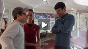 """Star Trek Into Darkness"" 2013 Movie Review"