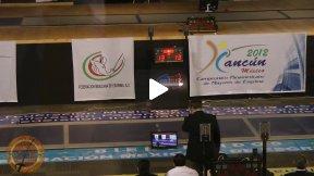 Cancun 2012 - L4 - Sassine CAN v Zagunis USA