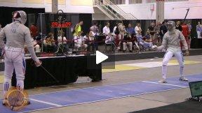 Chicago 2012 - L64 - Berre' ITA v Pillet FRA (Partial)