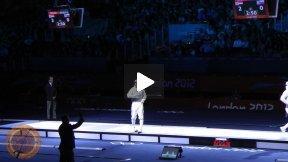 London Olympics 2012 - L4 - Nikolay Kovalev RUS v Szilagyi Aron HUN