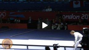 London Olympics 2012 - BRONZE - Nikolay Kovalev RUS v  Rares Dumitrescu ROU
