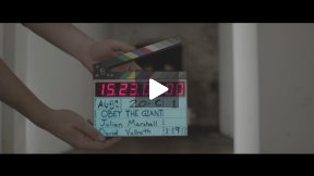 OBEY THE GIANT - BTS 2