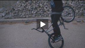 Keelan Phillips - BMX Flatlander