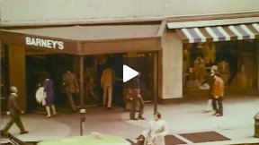 Archive Fashion Film 1970's featuring BARNEYS NEW YORK