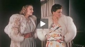 Archive Fashion Film 1940: Fashion Horizons