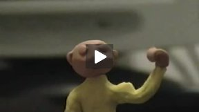 Become - The making of a clay man