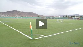 Empowering Afghan Women by Sports, Esteqlal Female Football Team Training Part 4