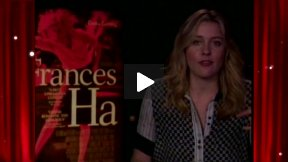 The Fantastic Greta Gerwig Talks About FRANCES HA