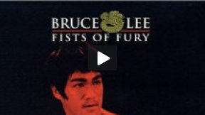 Bruce Lee Chinese Connection - Fist of Fury (Jing wu men)