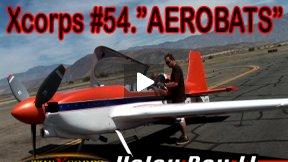 Xcorps Action Sports TV #54.) AEROBATS seg.3 HD