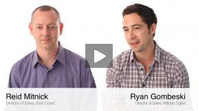 Reid Mitnick and Ryan Gombeski of Altitude Digital on Denver, Colorado as a business hub