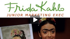 Frida Kahlo: Junior Marketing Executive (Episode 1)