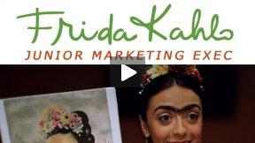 Frida Kahlo: Junior Marketing Executive (Episode 1)