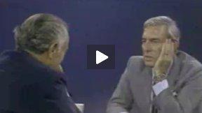 Archive Fashion Interview: The Psychology of Fashion - Richard D. Heffner Interviews Men's Designer John Weitz