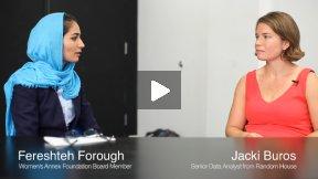 Jacki Buros on Digital Technology and Social Media with Afghan Girls