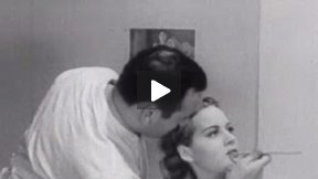 Archive Fashion Film 1940: Fitting Faces