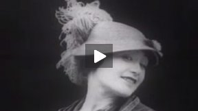 Archive Fashion Film 1917: Modes of the Moment Presented by Walk-Over