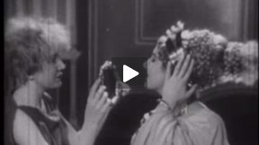 Archive Fashion Film 1950: Hair Dress Through the Ages Narrated by John Kieran