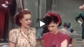 Archive Fashion Film 1941: Tomorrow Always Comes (Part II)