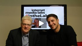 #InTheLab w TED Talk legend Sir Ken Robinson