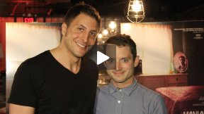 #InThe Lab w Actor Elijah Wood (Lord of the Rings)