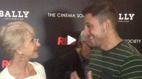 #InTheLab w Helen Mirren at the