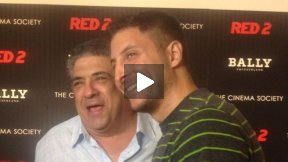 #InTheLab w Vincent Pastore at the