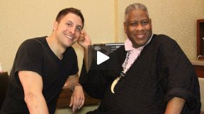 #InTheLab w Andre Leon Talley