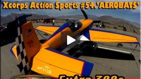 Xcorps Action Sports TV #54.) AEROBATS seg.5