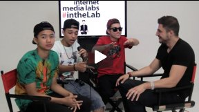 #InTheLab w W3 The Future Performing