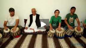 Traditional Afghan Music
