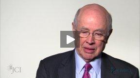 Dr. John Oates of Vanderbilt University - Father of Clinical Pharmacology - JCI Giants in Medicine