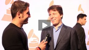 Violinist Joshua Bell at the Recording Academy Honors