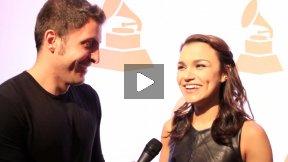 Samantha Barks at the Recording Academy Honors