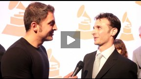 Gregg Kallor at the Recording Academy Honors